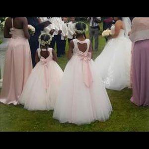 Dresses & Skirts - Matching flower girl dresses